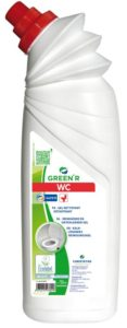 GREEN'R WC 750ML GEL WC NET.DET. A BEC ECOLABEL SAFE'R
