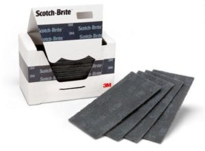 TAMPON SCOTCH BRITE 76 NOIR 95X15826