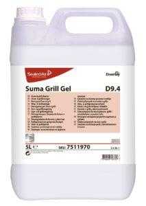 SUMA GRIL GEL D9.4 5L GEL DECAPANT ALCALIN FOUR CCA
