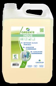 GREEN'R INDUS DEGRAISSANT 5L ALCALIN