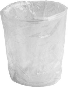 Gobelets en plastique rigide - Cristal - Emballage individuel
