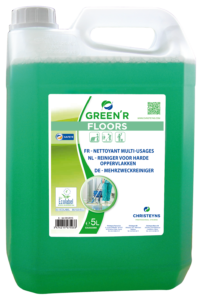 GREEN'R FLOORS NETTOYANT 5L