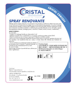 SPRAY RENOVANTE BD3