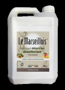LE MARSEILLOIS NETTOYANT DETARTRANT 5L