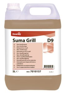 SUMA GRILL D9 DECAPANT FOUR ET GRILL