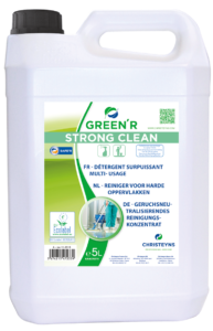 GREEN'R STRONG CLEAN 5L
